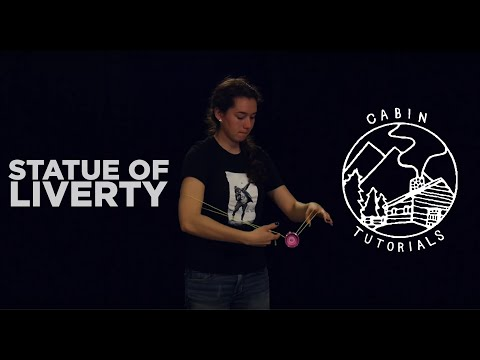 CLYW Cabin Tutorials - Statue of Liverty