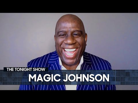 Magic Johnson Credits Larry Bird for Making Each Other Better