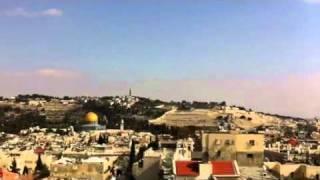 ダビデの塔-Tower of David