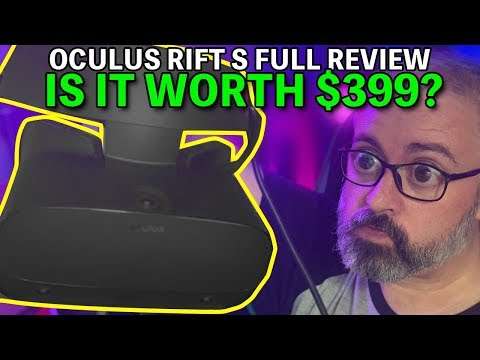 Oculus Rift S REVIEW - IS IT WORTH $399?