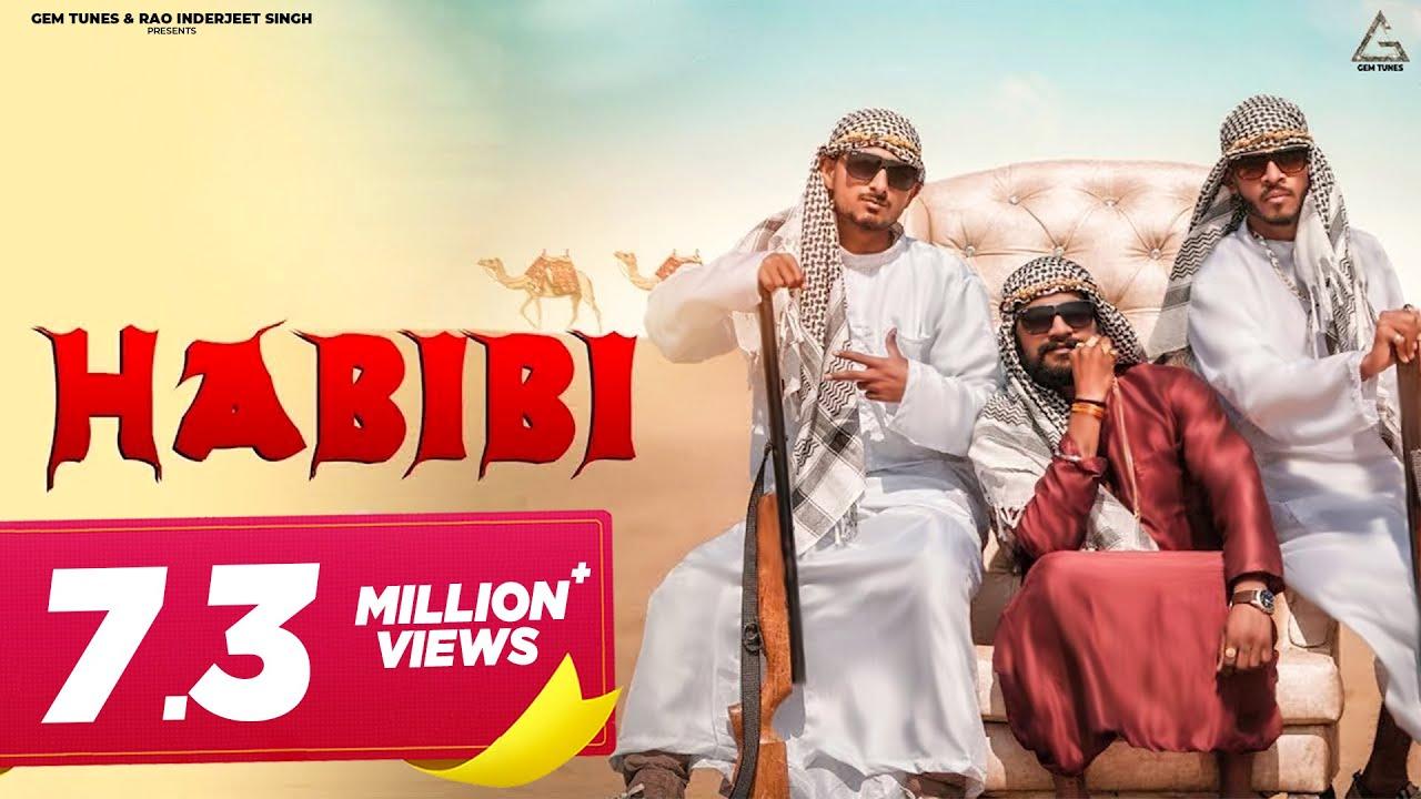 HABIBI - Haryanvi | Mohit Chopra | Pinky Singh, Lavee | New Haryanvi Songs Haryanavi 2019