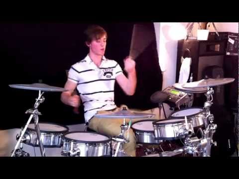 Simple Plan - Holding On (Drum Cover) *HD*