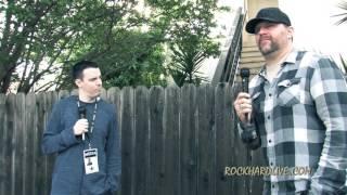 36 Crazyfists ~ Interview ~ 4/7/16 on ROCK HARD LIVE
