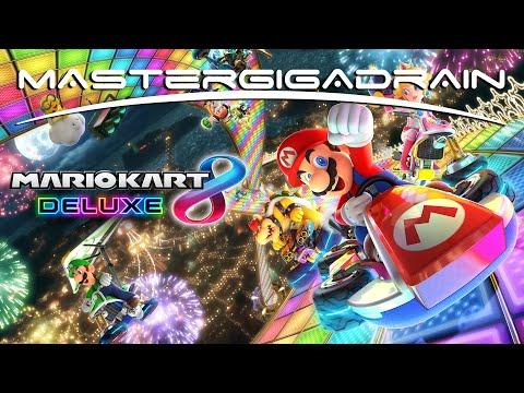 Racing with friends | Mario Kart 8 Deluxe | MasterGigadrain