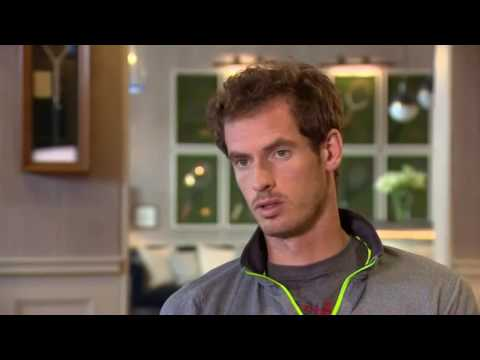 🎾Andy Murray Ivan Lendl Reunion Happened Quickly Tennis Queens Interview 13/06/2016