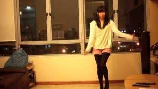 てぃ☆イン!さん振り付けの「I ♥」を踊らさせていただきました!720p で...