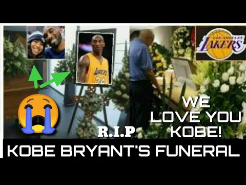 kobe-bryant-and-his-daughter-gianna-bryant-funeral😭💔-farewell!