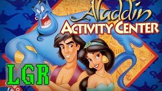 LGR - Disney's Aladdin Activity Center Review