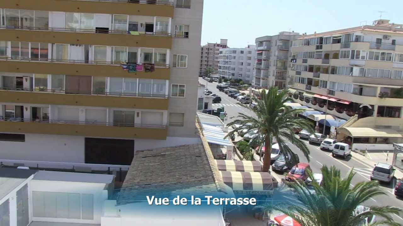 appartement rosas roses espagne location de vacances youtube. Black Bedroom Furniture Sets. Home Design Ideas