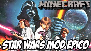 Minecraft - Star Wars MOD ÉPICO