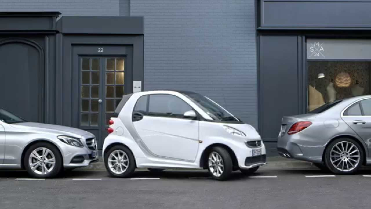 Nouvelle Smart Fortwo - YouTube