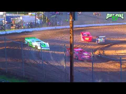 6 30 18 Cottage Grove Speedway Late Models Dash