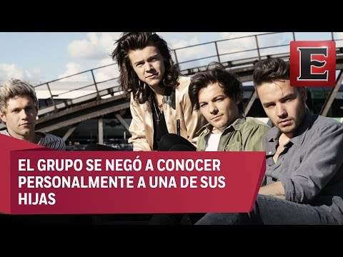 Trump expulsa a One Direction de su hotel de Nueva York