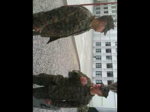 Legal Marines Smoking