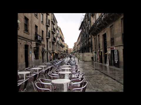 Salamanca - Spain. HD Travel.