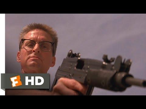 Falling Down (5/10) Movie CLIP - You Missed (1993) HD