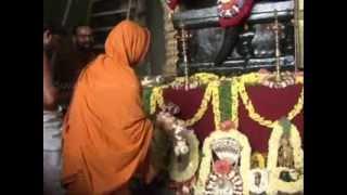 SRI RAGHAVESHWARA BHARATI MAHA SWAMIJI in SRI MUKTHI NAAGA KSHETRA-MUSIC-CHINMAYA M.RAO