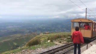 Petit Train de la Rhune (Three-phase Rack Railway) - Pyrénées-Atlantiques (France)