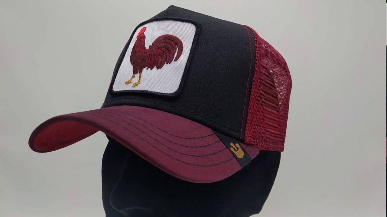 Goorin Bros. Barnyard King Trucker cap - Black - €34 e8f3c7e0af5c