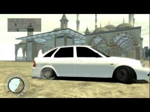 Грозный Мечеть GTA-IV