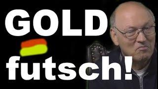 Gold WEG! Katastrophe !? Reaction Video zu Horst Lüning ´s Gold