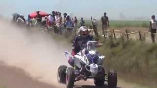 Dakar 2016. Первый российский квадроциклист Сергей Карякин
