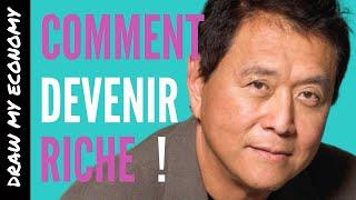 Père Riche, Père Pauvre l Comment Devenir Riche | Robert T. Kiyosaki | Résumé français. | DME