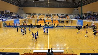 JOCカップ女子準決勝 沖縄vs山口 ライブ