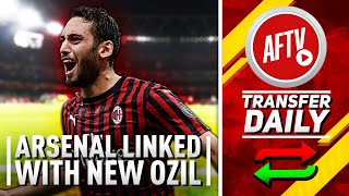 Arsenal Linked With The New Ozil! | AFTV Transfer Daily
