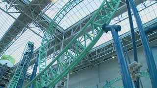 Nickelodeon Universe reopens in the Mall of America Monday