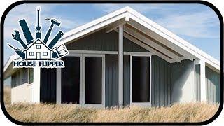 House Flipper - KAUF und RENOVIERUNG des CAMPINGHAUS #005 - Handwerker Simulator Deutsch Gameplay