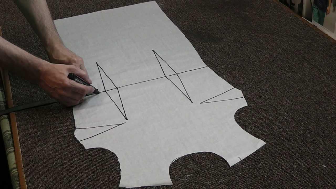Схемы кройки и шитья 8