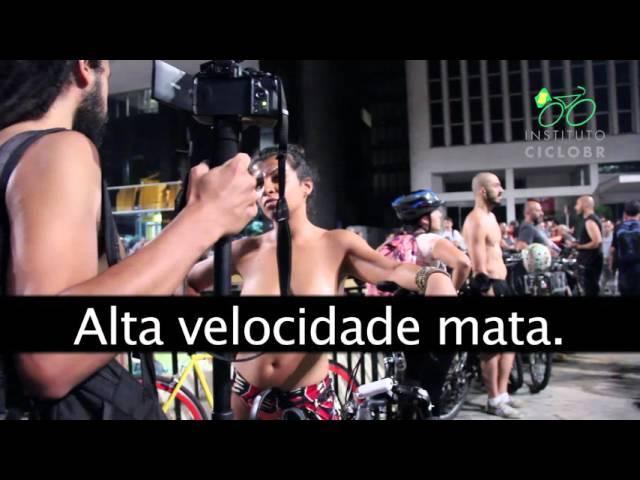 WNBR 2016 - Pedalada Pelada 2016