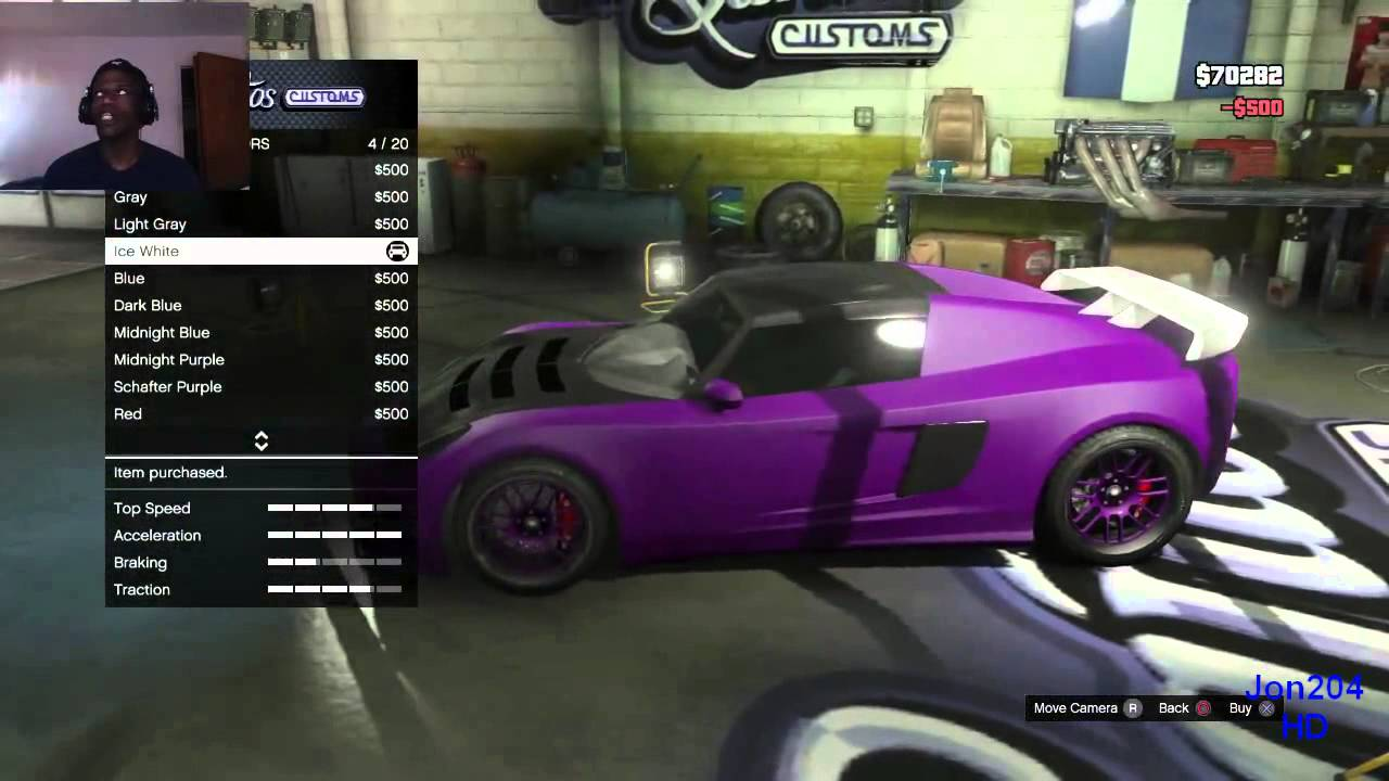 Gta V Customizing Cars Episode 3 Coil Voltic Super
