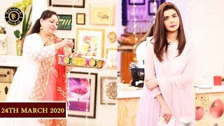 Good Morning Pakistan - Cooking competition Special - Top Pakistani show