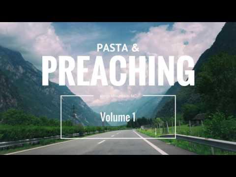 pasta-&-preaching-vol-1---putting-christ-back-in-christian-by-johnathan-cruz