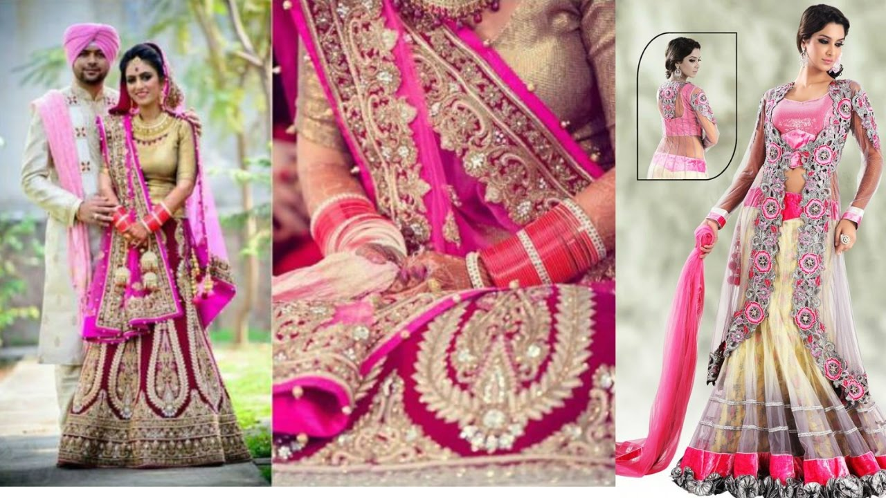 Top 15 Beautiful Bridal Lehengas Dream Wedding Dresses