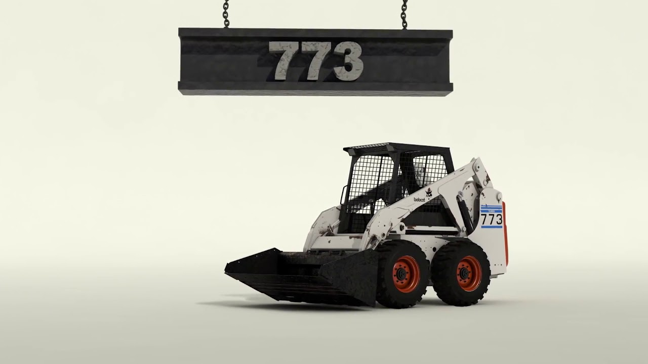 Youtube Video: Bobcat Loaders: The Evolution of Tough