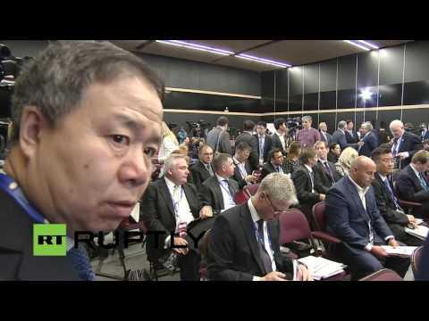 LIVE: First Day of Saint Petersburg International Economic Forum (SPIEF)