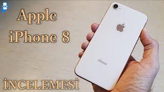 Apple iPhone 8 incelemesi 4K