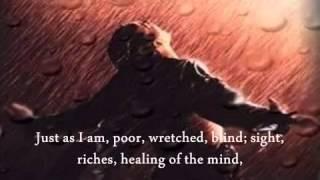Just As I Am - Brian Doerksen with Lyrics