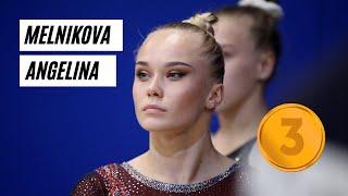 Angelina MELNIKOVA Bronze of the Russian Artistic Gymnastics Cup 2021 All Around