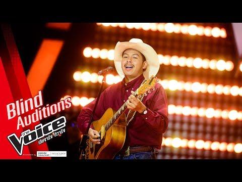โจ - Sweet Home Alabama - Blind Auditions - The Voice Thailand 2018 - 19 Nov 2018