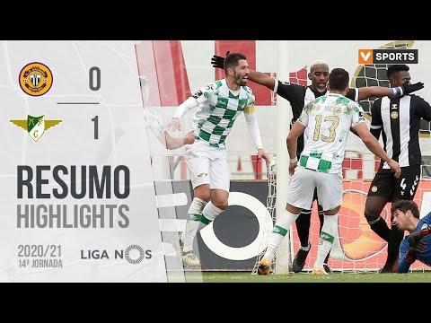 Nacional Moreirense Goals And Highlights