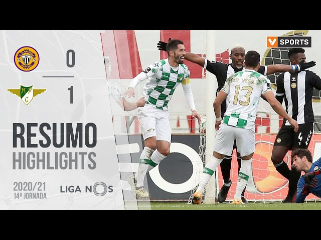 Highlights | Resumo: CD Nacional 0-1 Moreirense (Liga 20/21 #14)