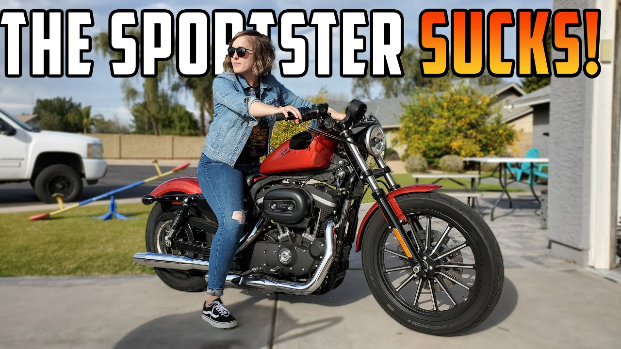Here's Why The Harley Sportster SUCKS!