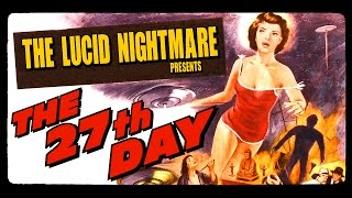 The Lucid Nightmare - The 27th Day Review