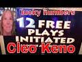 ✨💰🏮 Winning on Cleo Keno- Lucky Numbers