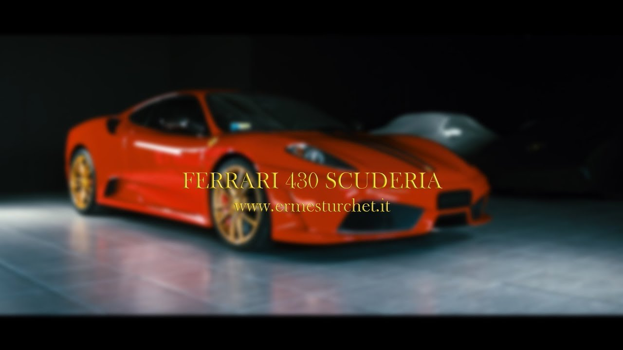 FERRARI 430 SCUDERIA | by Ermes Turchet S.r.l.