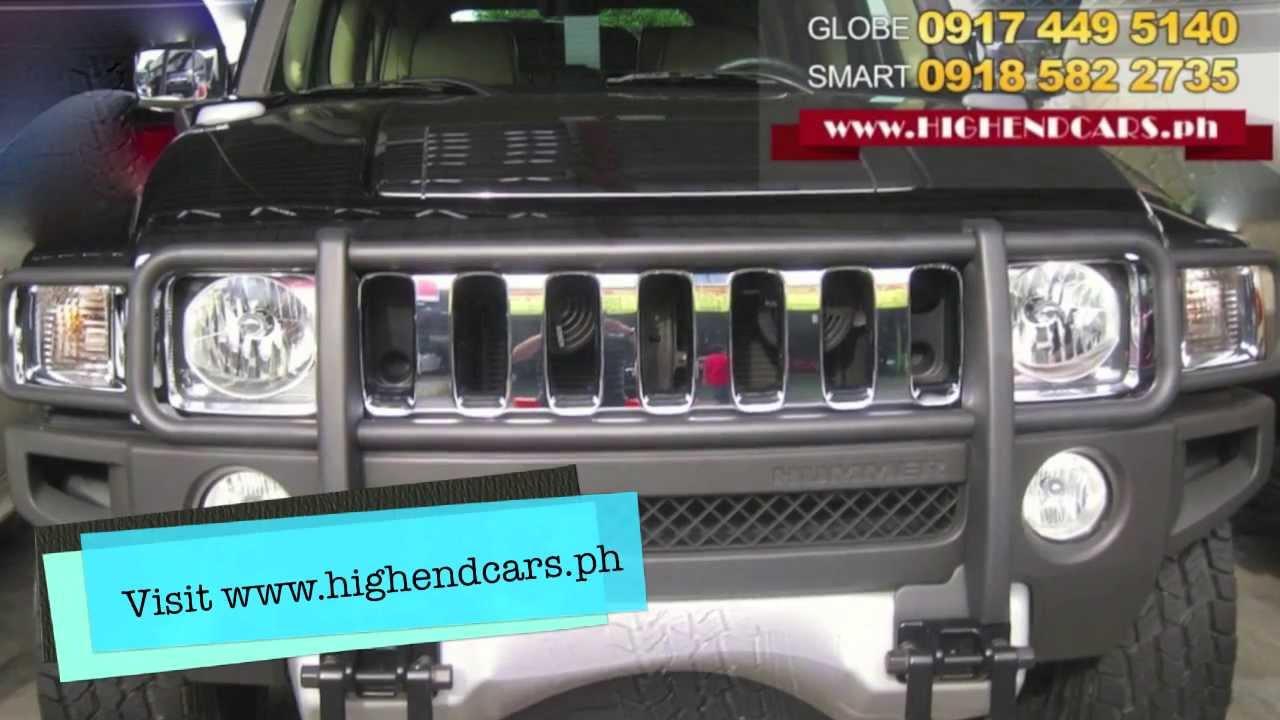 2010 hummer h3 luxury chrome package philippines highendcars 2010 hummer h3 luxury chrome package philippines highendcars vanachro Choice Image